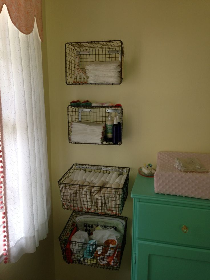 Best 25 Wire Basket Storage Ideas On Pinterest Blanket