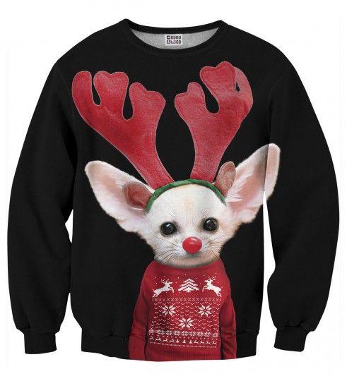 Bluza ze wzorem Christmas Miniatury 2