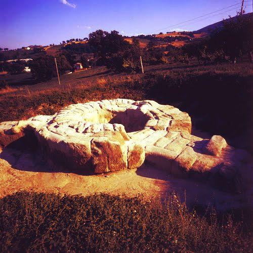 Parco archeologico San Severino Marche  Eventi TAU 2014 LETTERE A LUCILIO SENECA FRANCESCO RAPACCIONI 28.07.2014 http://www.marchespettacolo.it/events/lettere-a-lucilio-da-unidea-di-francesco-rapaccioni