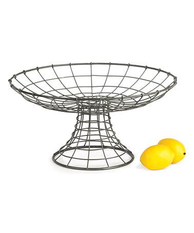 Love this Wire Pedestal on #zulily! #zulilyfinds