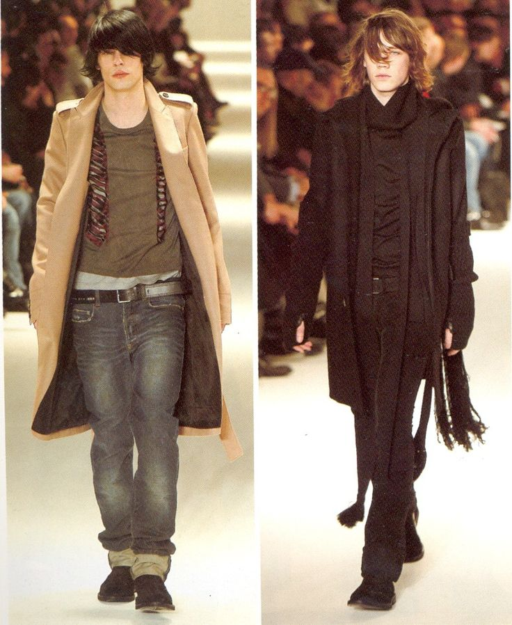 dior homme autumn/winter 2004
