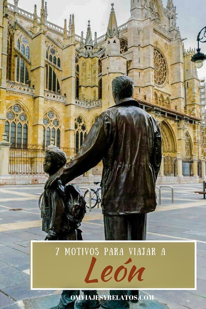 7 Lugares Que Ver En Leon Imprescindibles Que Ver En Leon Viajar Por Espana Lugares De Espana