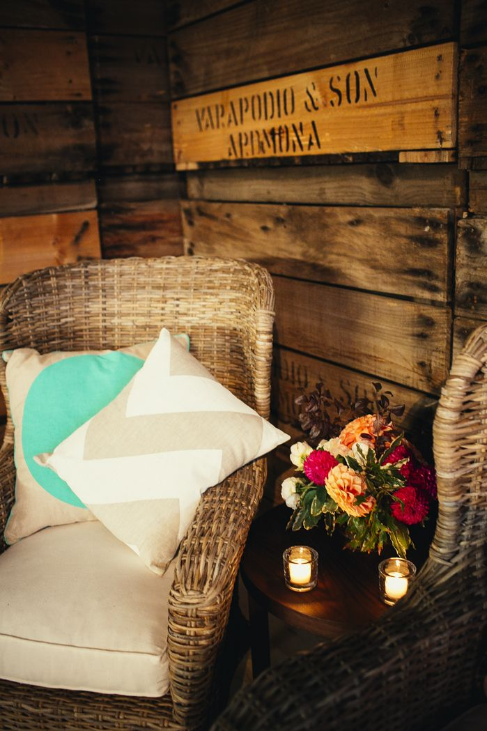 Renee + Dave - Shed wedding - Event Design + Styling by The Style Co.