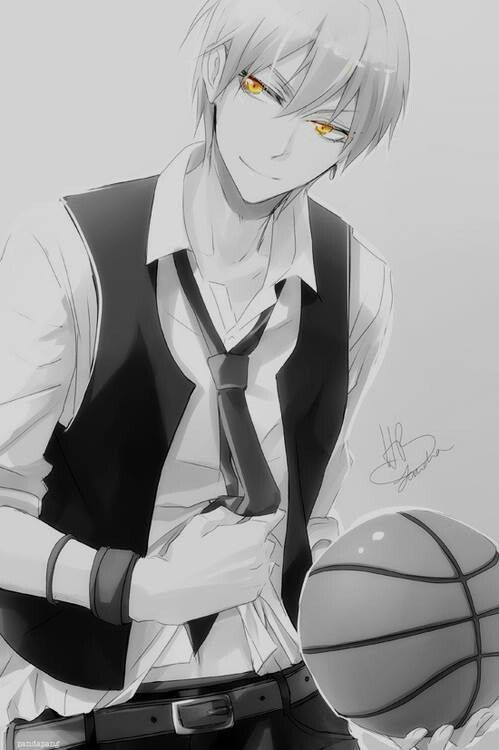 Basketball Manga boy