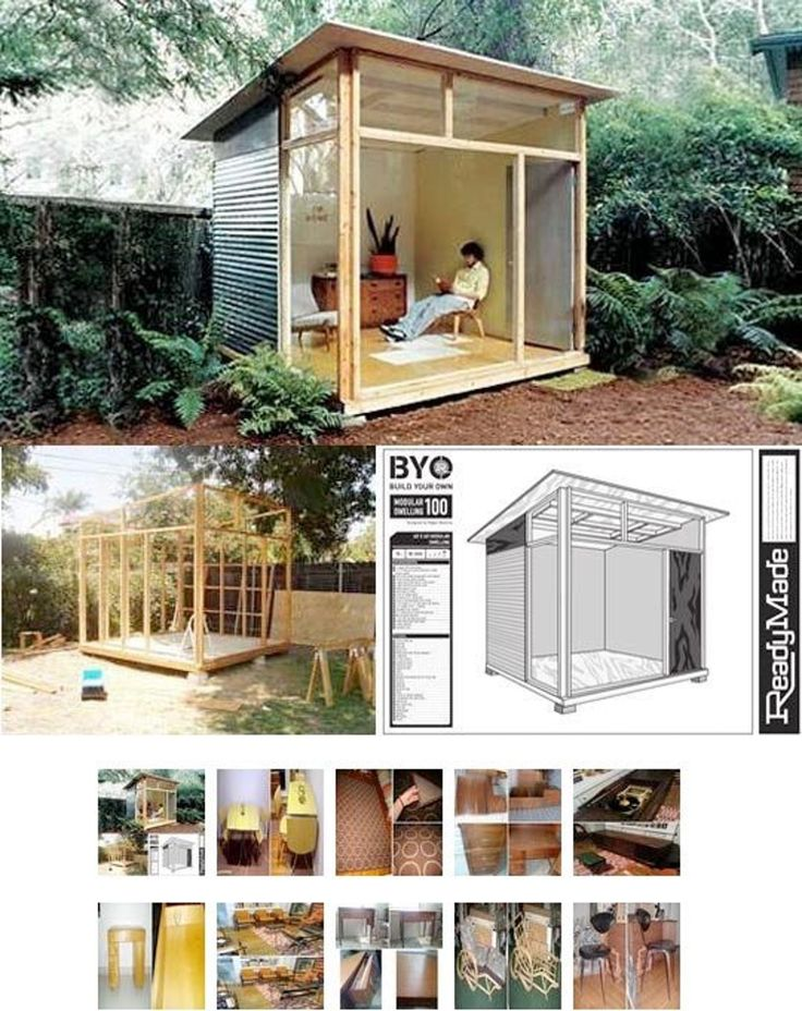 "Scavenger: An Almost ""Ready"" Readymade Shed — Los Angeles Craigslist"
