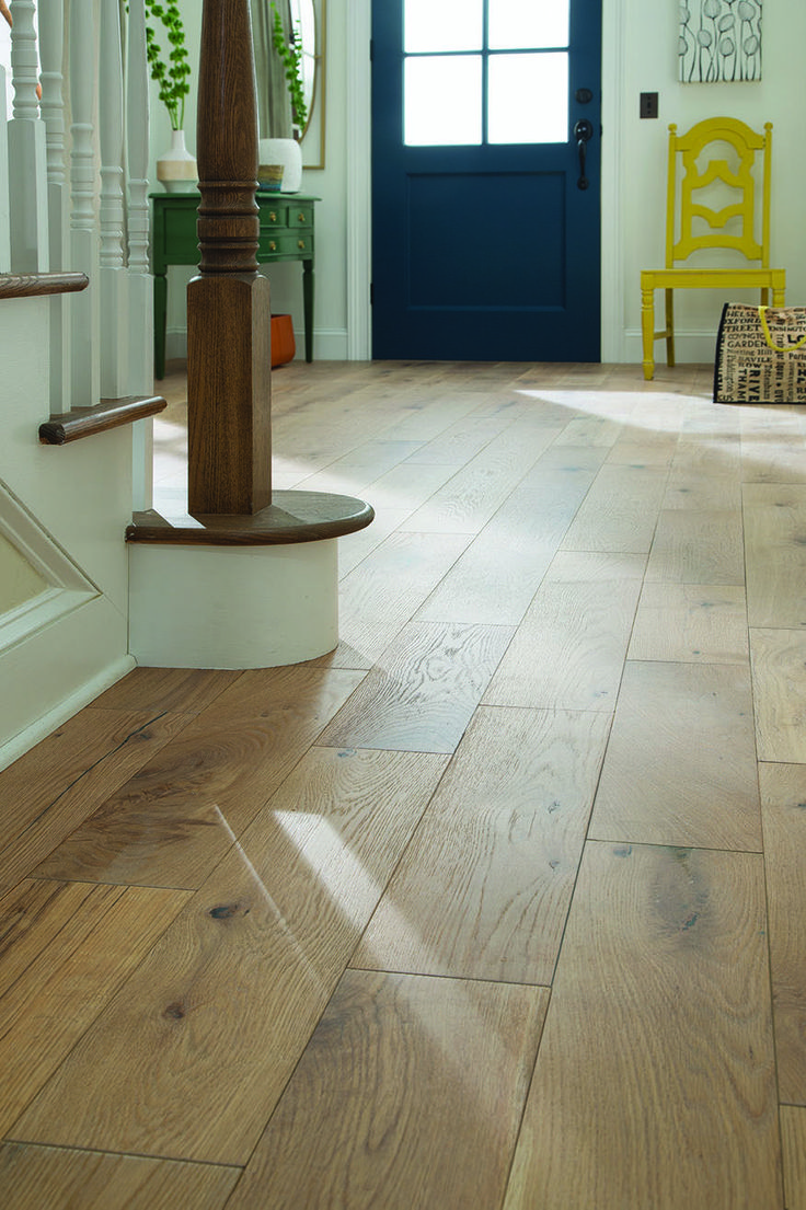 Advantages White Oak Hardwood Flooring Floors Small House Interior Design