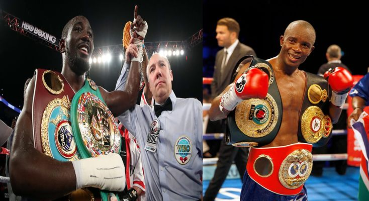 """UNIFICATION!"" UNDEFEATED WORLD CHAMPIONS TERENCE CRAWFORD AND JULIUS INDONGO BATTLE FOR THE BELTS   Saturday, August 19 at Pinnacle Bank Arena in Lincoln, Nebraska Live on ESPN at 10 P.M. ET"