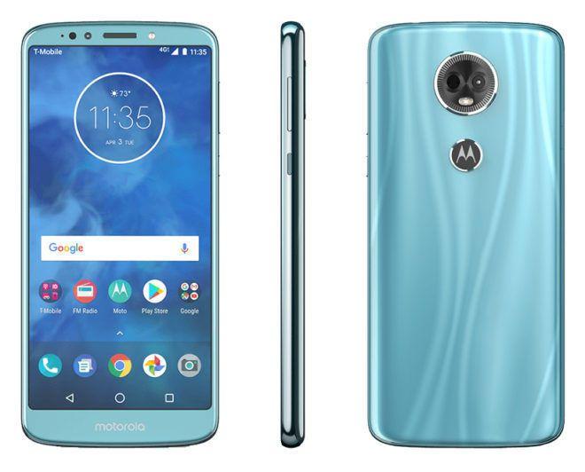 Brand New - Motorola Moto E5 Plus - 32GB - 3GB RAM - 6