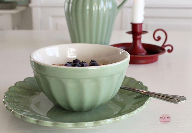 Ib Laursen Mynte 2016 Meadow Green kitchen  Haves sus