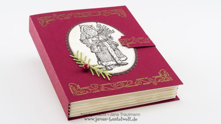 Buchverpackung Weihnachtsmann 1 2016