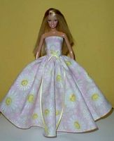 Barbie clothes patterns- probably NEVER use this, but hey...