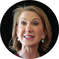 Carly Fiorina is an American businesswoman who was the chief executive officer of Hewlett-Packard. She is said to be the first female CEO of a company ranked in the top 20 by Fortune magazine. Carly Fiorina is the chairwoman of Good360, a charitable organization that helps companies donate excess merchandise. In recent years she has entered the political arena by running for the U.S. Senate in 2010 and for President in 2016. - Visit FamousKin.com to view her family tree and famous kin…