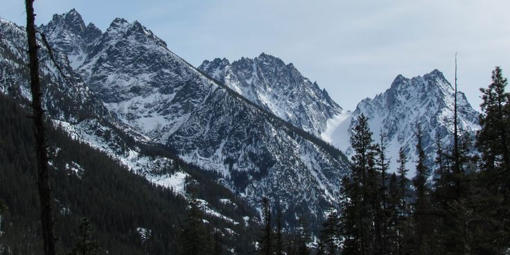Amazing Snowshoe Trails in Washington