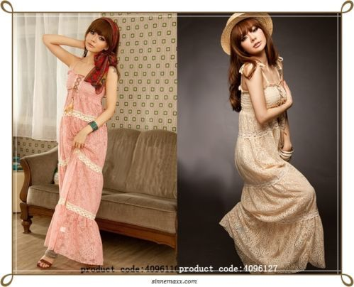 Empire Maxikleid Häkelkleid Kleid 32 34 36 Hippie Folklore Boho Look IN 2 Farben | eBay schweiz