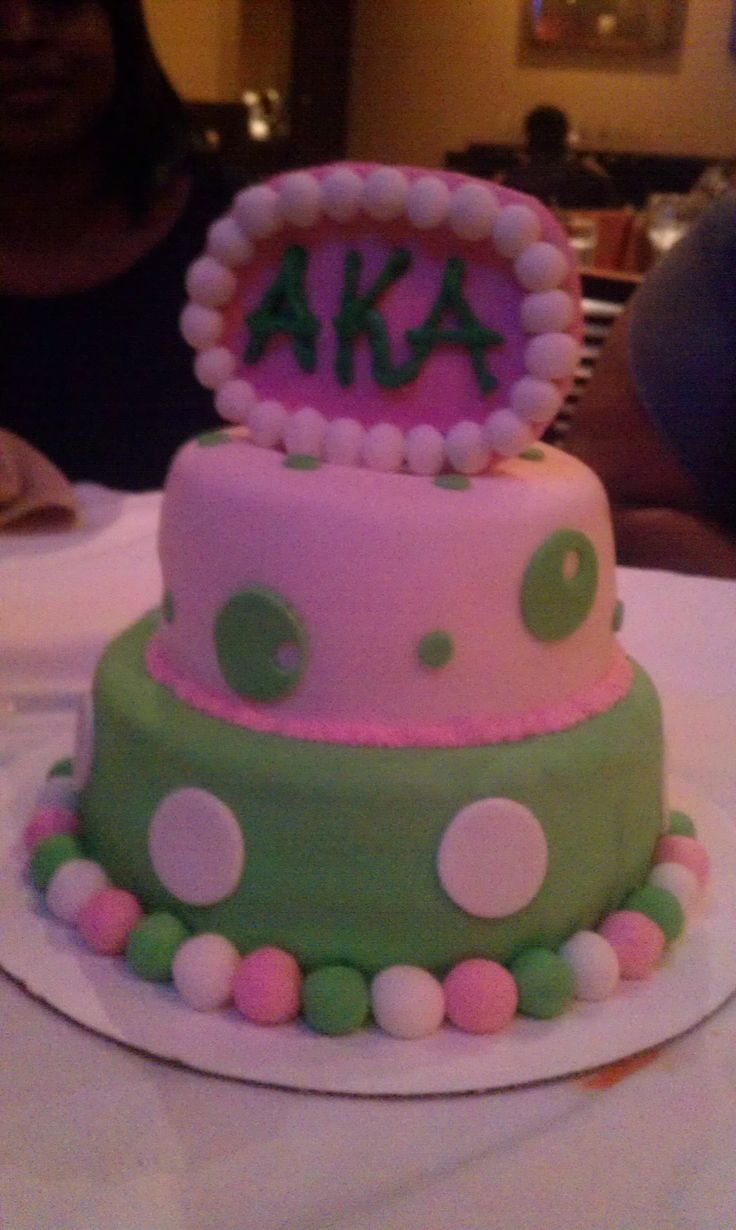 ... AKA Cakes on Pinterest  Pretty cakes, Birthday cakes and Green rose