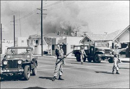 Watts riots - Wikipedia, the free encyclopedia