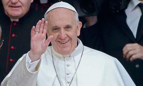 Is pope francis the 112th pope