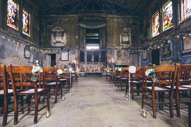 The Asylum Chapel in London | Photography by http://www.zoenoble.com/