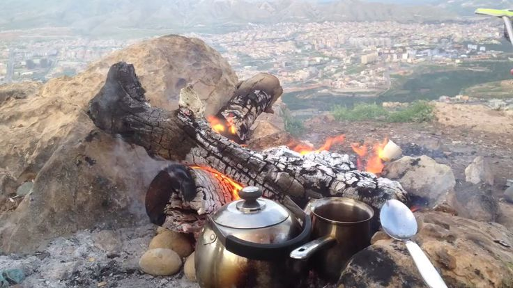 Chai is a huge essential of Kurdish culture. A day with chai is an empty day. There is no such thing as a Kurd who doesn't enjoy chai ;)