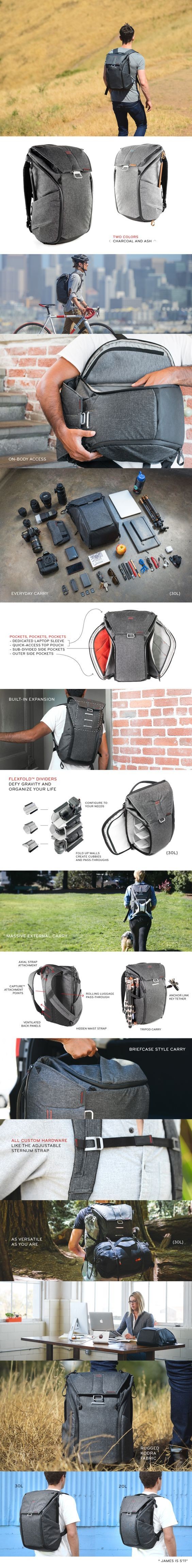 The world's best everyday bags. Become a backer of Kickstarter's most funded active campaign.: