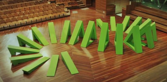 Stop Motion Sculpture – Fubiz™