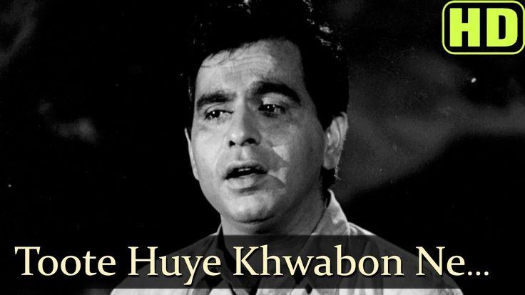 Toote Hue Khwabo Ne-Madhumati - Lyrics in Hindi and English, Song Information…