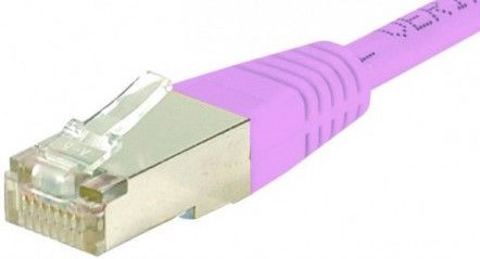 cable rj45 sftp 30m rose cat 6