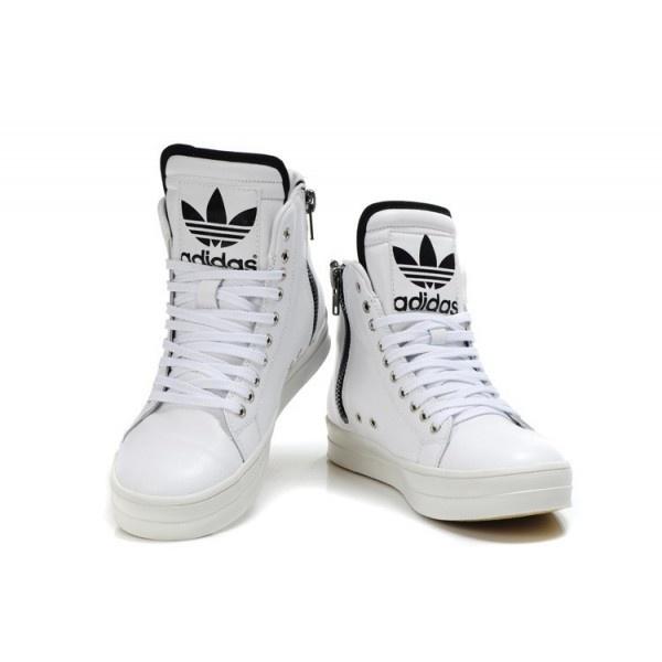 Adidas Originals Hardland High Shoes White $95