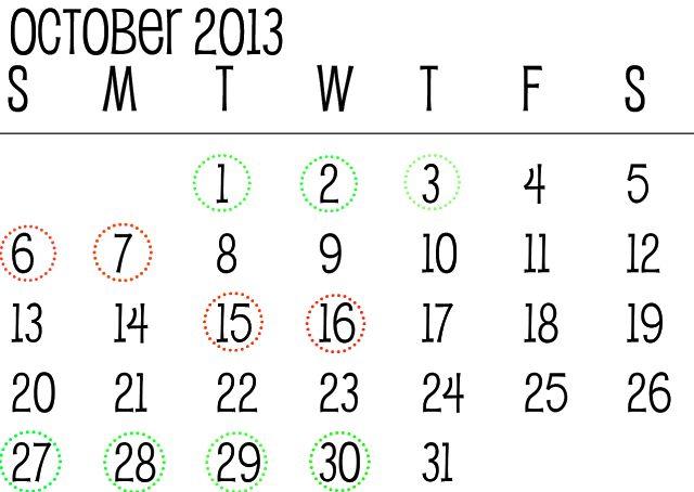 Calendario lunare taglio capelli ottobre 2014