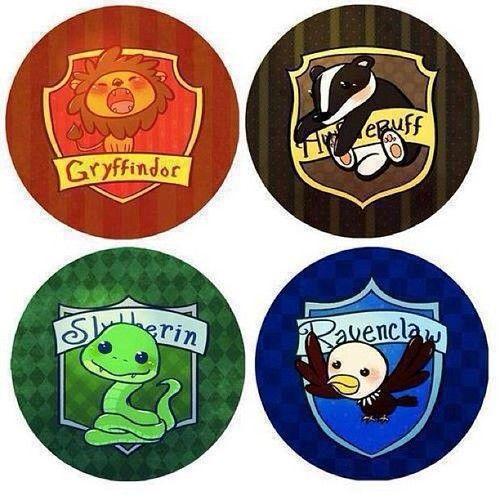 Gryffindor, Hufflepuff, Slitherin, or, Ravenclaw?