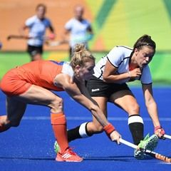 2016 Rio Olympics - Women's Hockey Semifinal match