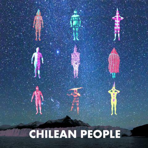 Chilean People. Basado en los Selknam, pueblo originario de Tierra del Fuego, prácticamente extinto hoy en día.
