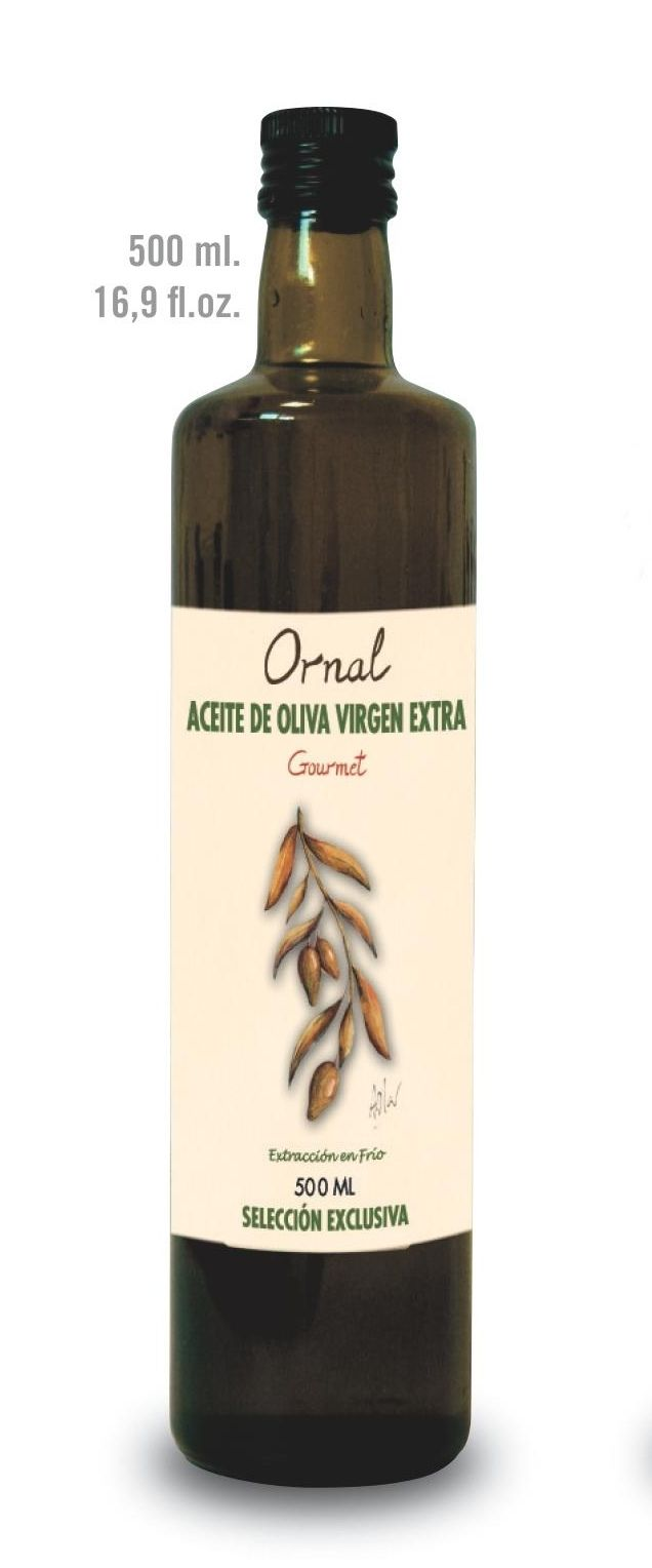 Extra virgin Olive Oil.  	  Extra virgin olive oil certified by CAAE under CE 834/2007 an JAS laws.  Organic olive oil, is the pure juice of the organic olives obtained only by mechanical means and has got many properties which are highly beneficial to health.