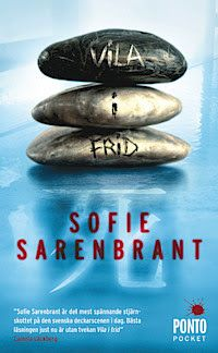 Recension: Vila i frid av Sofie Sarenbrant - Fru Bibliofil