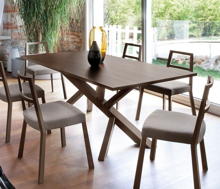 Tree Dining Table in Chocolate by DomItalia