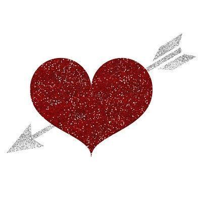 Valentine's Heart Clipart Freebie | J.Designs Handmade