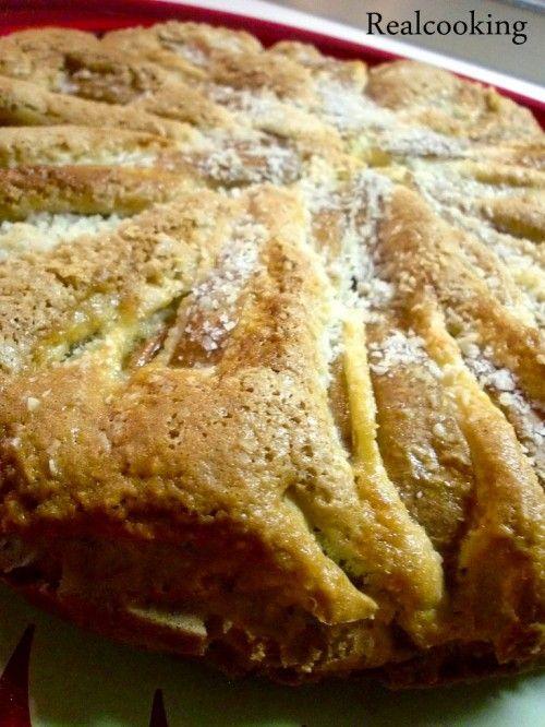 TORTA PERE COCCO E MARSALA http://www.realcooking.it/torta-pere-cocco-e-marsala/