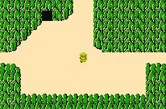 Walkthrough for The legends of Zelda