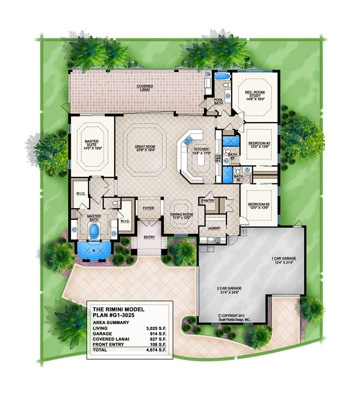 Award Winning Mediterranean House Plans: 2624 Best Images About Floor Plans On Pinterest