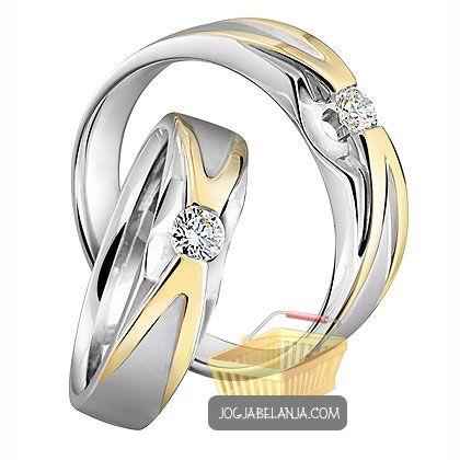 gambar model cincin kawin naila