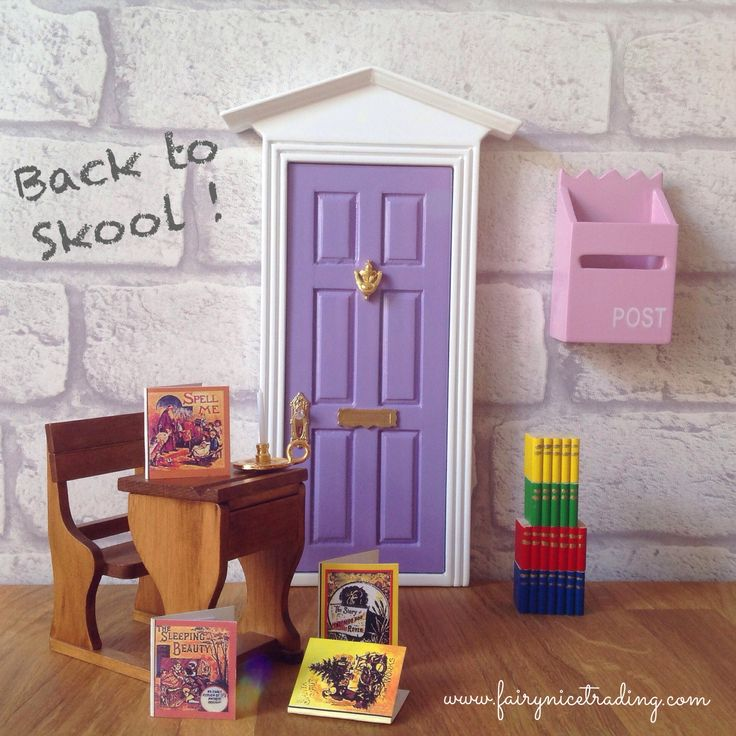 The Back to School Fairy loves to help children start school for the first time, or return to school, with a spring in their step and magic in their hearts.