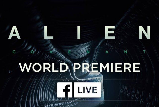 Watch the Alien: Covenant Premiere Live Stream from London