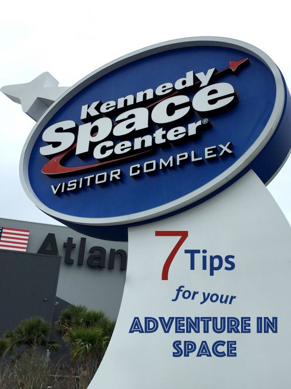 Visit NASA's Kennedy Space Center in Cape Canaveral Florida