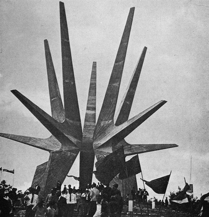 Kosmaj #monument #spomeniky #architecture