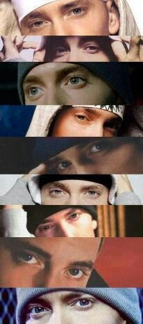 His eyes are gorgeous just like him.  I could do this to every part of his body and it would still be gorgeous.