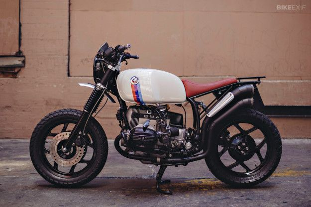 The Scrambler that BMW should have made?
