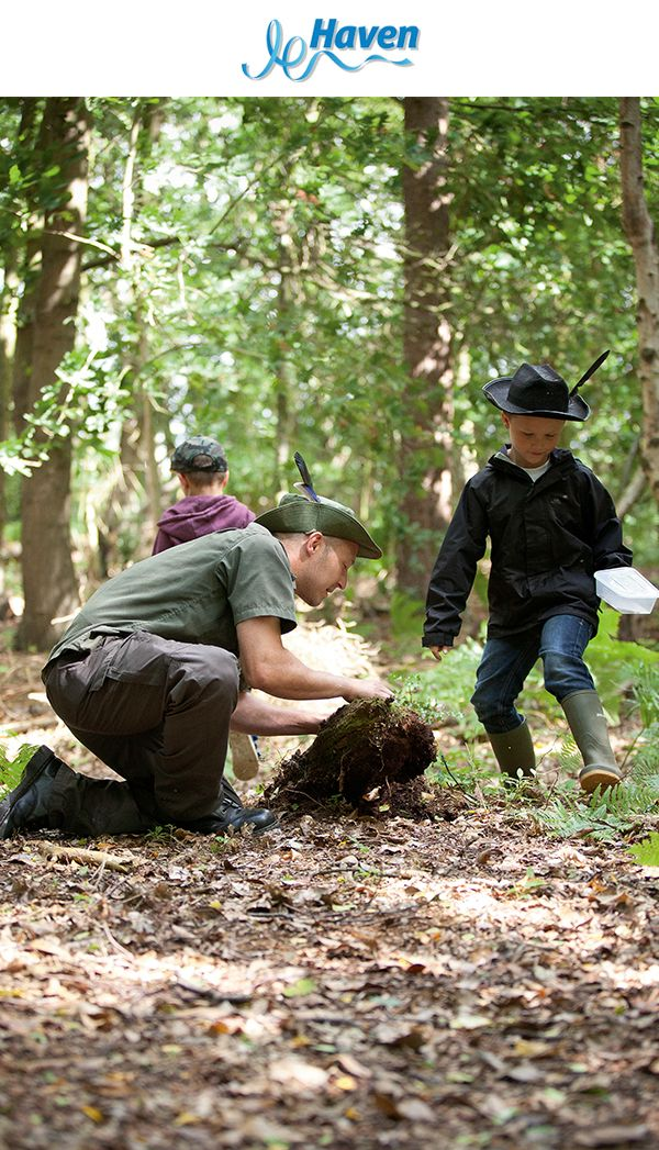 Discover outdoor activities for all the family!
