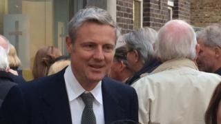 Zac Goldsmith wins Conservative nomination for Richmond Park