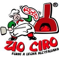 "The brand ""Zio Ciro"" by Tek Ref is registrated as a Community Trade Mark: unique wood fired ovens, certified 100% made in Italy!"