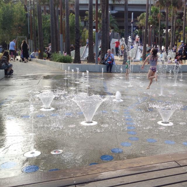 Children's playground, Darling Harbour - Sydney